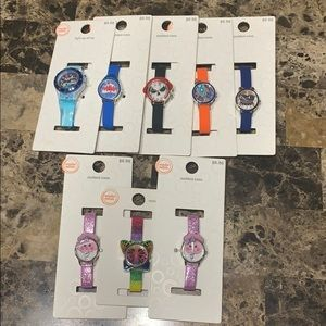 Other - Multiple kid watches
